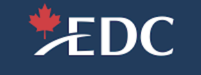 EDC logo - Global Finance Conference